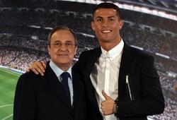 Chủ tịch Perez tiết lộ cơ hội Real Madrid mua Ronaldo và Mbappe