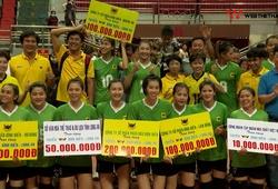 Thanh Thúy vỡ òa tại Cúp Hùng Vương, Đặng Kim Thanh đặt mục tiêu khiêm tốn tại giải VĐQG 2021