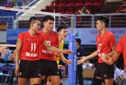 Chung kết nam Cúp Hùng Vương 2021: Màn tranh tài giữa các tuyển thủ