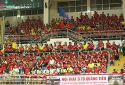 Không khí lễ hội trước trận chung kết nữ tại NTĐ Việt Trì