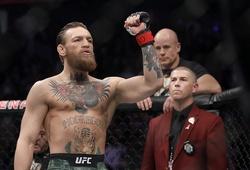 Conor McGregor đề xuất dùng thương hiệu riêng thay thế găng UFC