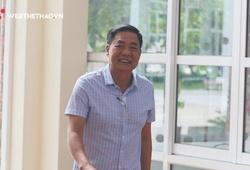 Cải tổ đội bóng, ông Trần Mạnh Hùng thôi làm chủ tịch CLB Hải Phòng