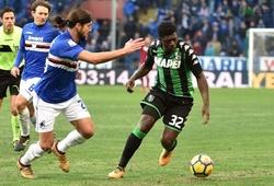 Nhận định Sassuolo vs Sampdoria, 01h45 ngày 25/04, VĐQG Italia