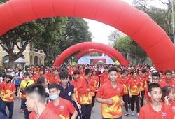 Hưởng ứng SEA Games 31 cùng Ngày chạy Olympic vì sức khỏe toàn dân