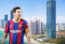 Sự thật việc Messi đầu tư bất động sản để chuẩn bị rời Barca