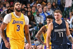 Nhận định NBA: Los Angeles Lakers vs Dallas Mavericks (Ngày 25/4 7h30)