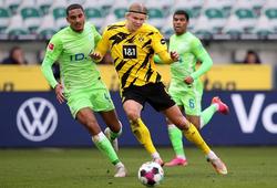 Haaland phá kỷ lục ghi bàn nhờ cú nước rút nhanh thứ 2 Bundesliga