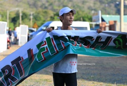 Minh Đạm Discovery Marathon 2021: 2 VĐV tham dự SEA Games dễ dàng thống trị đường đua