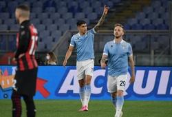 Video Highlight Lazio vs AC Milan, bóng đá Ý hôm nay 27/4
