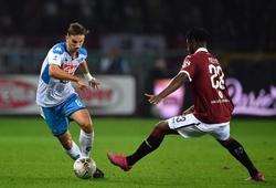 Video Highlight Torino vs Napoli, bóng đá Ý hôm nay 27/4