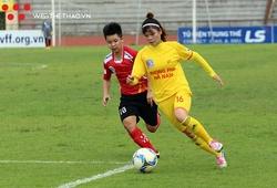 Giải nữ VĐQG 2021 tăng số đội tham dự