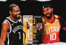Bộ đôi Kevin Durant - Mike Conley nối bước Kobe Bryant, đoạt giải Oscar cùng phim ngắn ấn tượng