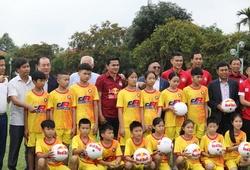 HAGL và Thanh Hóa chung tay làm từ thiện trước đại chiến ở V.League 2021