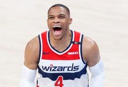Russell Westbrook lập thêm kỷ lục Triple-Double, tiến sát đỉnh cao mọi thời đại