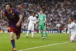 Tròn 10 năm Messi giúp Barca làm bẽ mặt Real ở Champions League