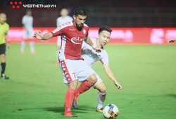 Kết quả TPHCM vs Viettel, video V.League 2021