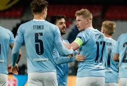 Xem lại bóng đá cúp C1 đêm qua: Bán kết PSG vs Man City