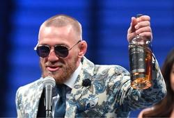 600 triệu đô để Conor McGregor nhượng lại toàn bộ thương hiệu Whiskey