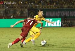 Kết quả Hải Phòng vs SLNA, video V.League 2021