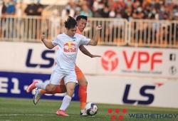 Kết quả Thanh Hóa vs HAGL, video V.League 2021