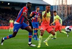 Lịch trực tiếp Bóng đá TV hôm nay 1/5: Crystal Palace vs Man City