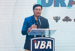 Phó Chủ tịch VBF Đặng Hà Việt: VBA là đầu kéo cho bóng rổ Việt Nam!