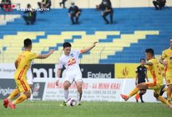 Lịch thi đấu vòng 12 V.League 2021: HAGL vs Bình Dương