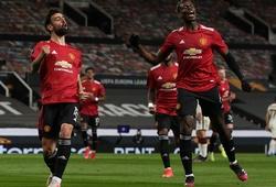 Xem lại bóng đá cúp C2/Europa League đêm qua: Bán kết MU vs AS Roma