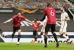 Kết quả bán kết cúp C2/Europa League hôm nay 30/4: MU vs AS Roma