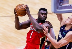 Pha bóng gây tranh cãi khiến Pelicans thua đau: Jokic block hay phạm lỗi Zion?