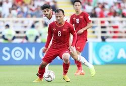 Trọng Hoàng có kịp trở lại vòng loại World Cup 2022?