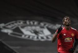 Lý do khiến Pogba phải nhịn đói chơi cả trận MU thắng Roma