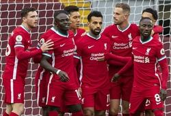Liverpool lần đầu vượt qua MU về doanh số bán áo đấu hàng năm