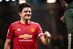 Maguire chuẩn bị chạm cột mốc lịch sử ở trận MU vs Liverpool