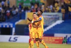 Kết quả Thanh Hóa vs SLNA, video V.League 2021