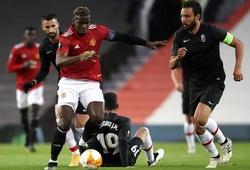 Lịch trực tiếp Bóng đá TV hôm nay 6/5: AS Roma vs MU