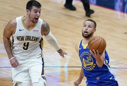 Curry lại dội mưa 3 điểm khiến nỗ lực của Zion bất thành