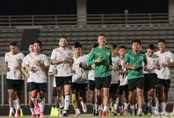 ĐT Indonesia sớm sang UAE, lên kế hoạch tỉ mỉ đánh bại Việt Nam
