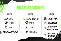 MSI 2021 LMHT: Đánh giá sức mạnh các đội trước thềm giải đấu
