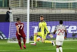 Xem lại bóng đá cúp C2/Europa League đêm qua: Bán kết AS Roma vs MU