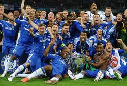 Chelsea có duyên vô địch châu Âu khi thay tướng giữa mùa
