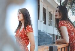 Hotgirl bóng chuyền Trần Việt Hương quá xinh trong bộ ảnh do nhiếp ảnh gia đặc biệt thực hiện