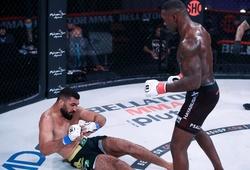 """Thắng knockout ngày ra mắt Bellator, """"Rumble"""" Johnson thất vọng về bản thân?"""