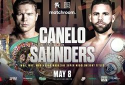 Trực tiếp Quyền Anh: Canelo Alvarez vs Billy Joe Saunders