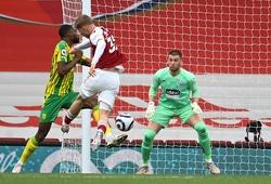 Video Highlight Arsenal vs West Brom, bóng đá Anh hôm nay 10/5
