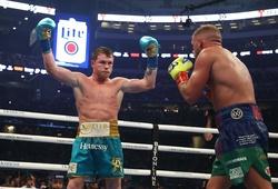 """Canelo Alvarez: """"Chiến thắng không khó như tôi tưởng tượng"""""""