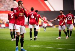 Greenwood phá kỷ lục ghi bàn của Rooney cho MU tại Ngoại hạng Anh
