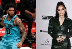 Vợ con đề huề, sao trẻ Charlotte Hornets vẫn gạ gẫm bồ cũ của Kyrie Irving