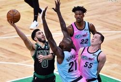 Chịu chung số phận với Lakers, Boston Celtics thua trận bản lề và rơi xuống vị trí Play-in