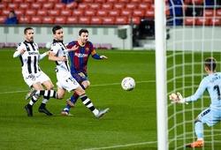 Messi là cơn ác mộng cho Levante khi gặp Barca
